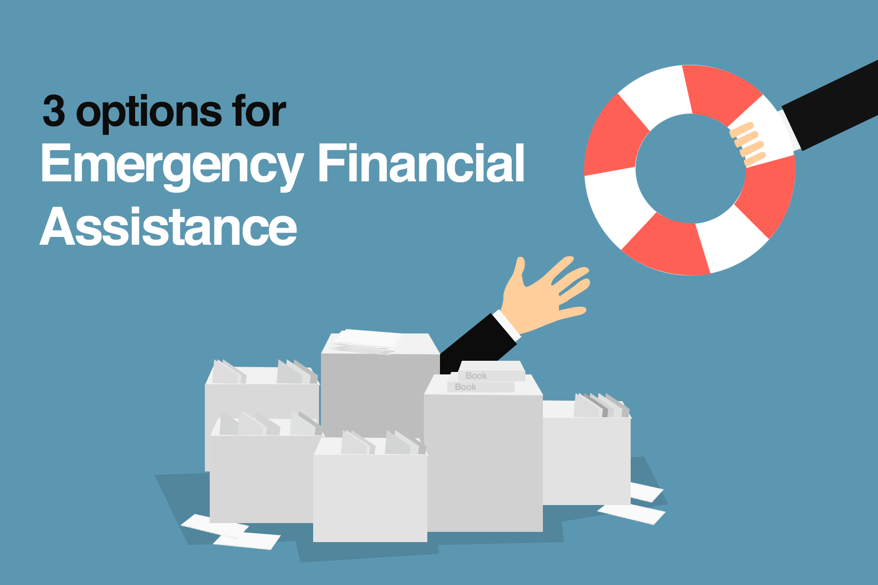 3 Options to Receive Emergency Financial Assistance