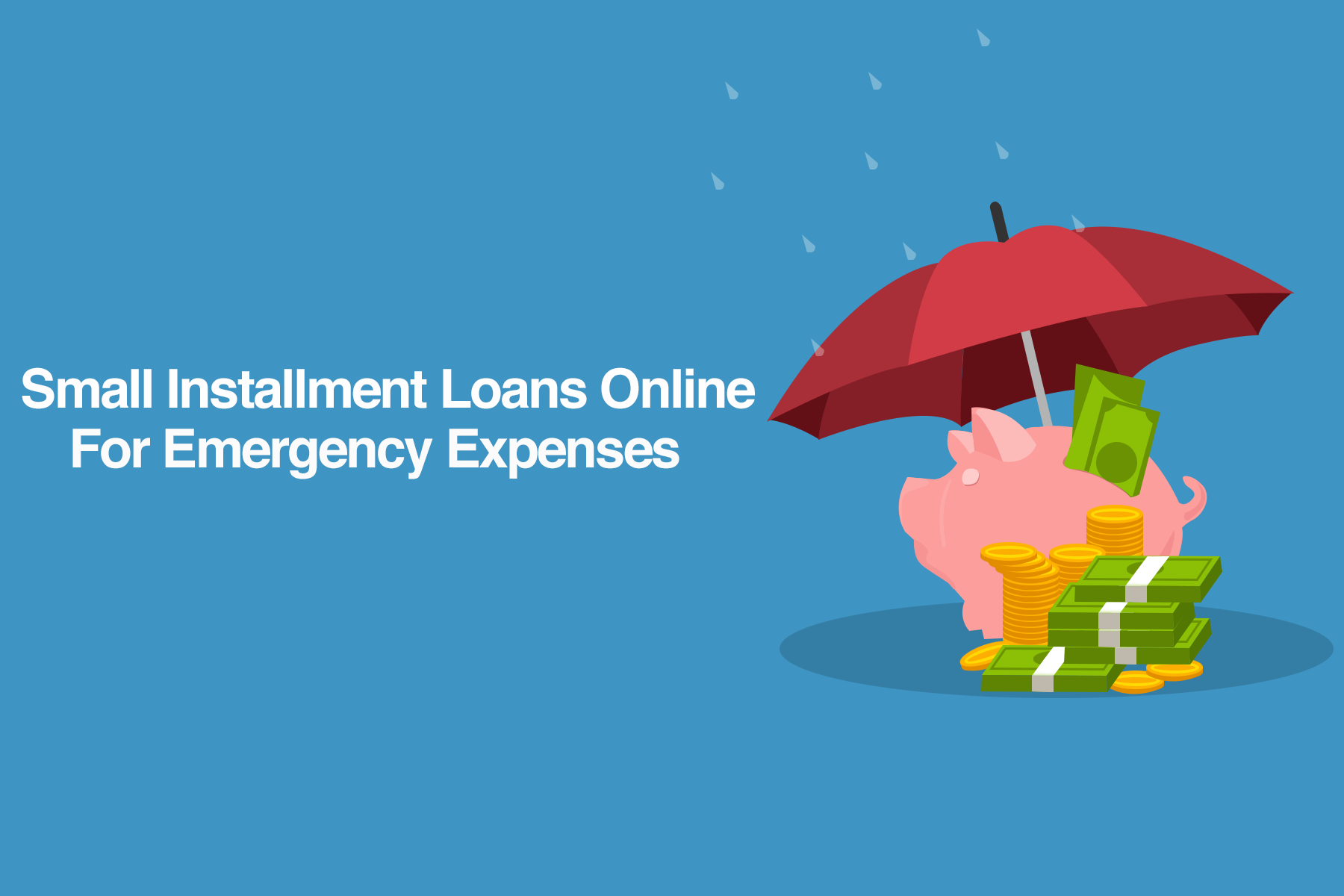 Small Installment Loans Online for Emergency Expenses