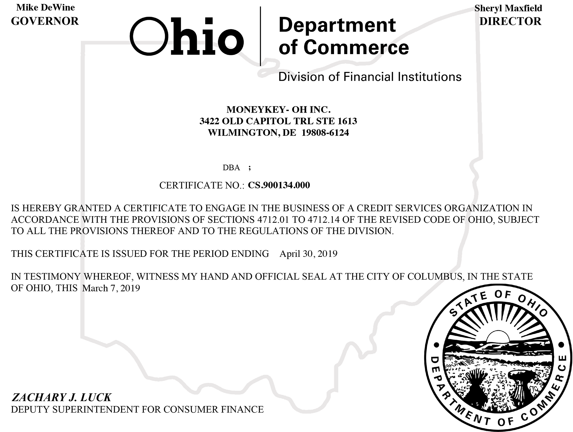 Online Installment Loans For Ohio Residents